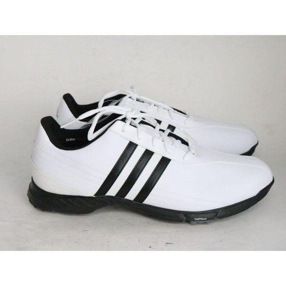 NEW ADIDAS Men's Golflite Grind 2.0 Golf Shoes